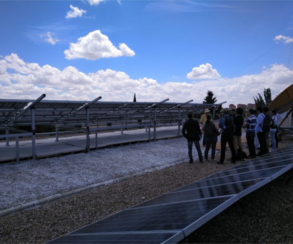 Workshop bifacial
